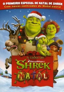 O Natal do Shrek - Poster / Capa / Cartaz - Oficial 1
