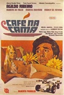 Café na Cama - Poster / Capa / Cartaz - Oficial 1
