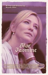 Blue Jasmine - Poster / Capa / Cartaz - Oficial 5