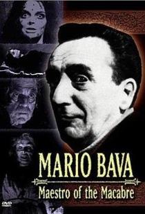 Mario Bava: Mestre do Macabro - Poster / Capa / Cartaz - Oficial 1