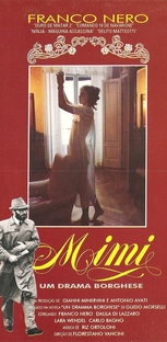 Mimi - Um Drama Borghese - Poster / Capa / Cartaz - Oficial 1