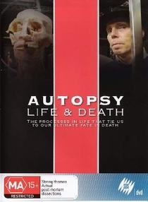 Autopsy: Life & Death - Poster / Capa / Cartaz - Oficial 1