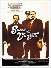 Sacco e Vanzetti - Poster / Capa / Cartaz - Oficial 1