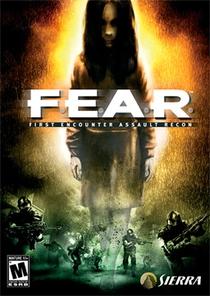 F.E.A.R. - Poster / Capa / Cartaz - Oficial 1