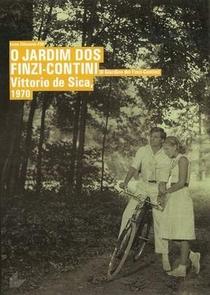 O Jardim dos Finzi-Contini - Poster / Capa / Cartaz - Oficial 2