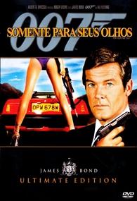 007 - Somente Para Seus Olhos - Poster / Capa / Cartaz - Oficial 2
