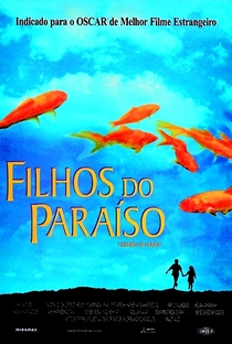 Filhos do Paraíso - Poster / Capa / Cartaz - Oficial 2