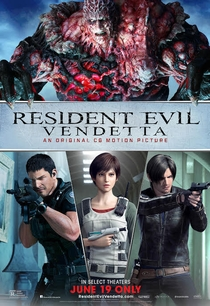 Resident Evil: A Vingança - Poster / Capa / Cartaz - Oficial 2