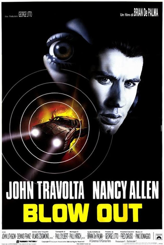 Cinema e Fúria: Um Tiro na Noite (Brian De Palma, 1981)