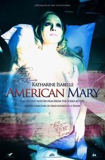 American Mary - Poster / Capa / Cartaz - Oficial 3