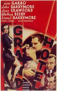Grande Hotel - Poster / Capa / Cartaz - Oficial 2