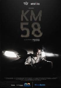 km 58 - Poster / Capa / Cartaz - Oficial 1