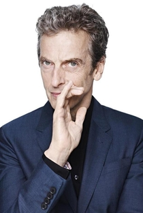 Peter Capaldi - Poster / Capa / Cartaz - Oficial 2