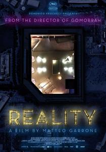 Reality - A Grande Ilusão - Poster / Capa / Cartaz - Oficial 1