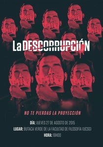 The Decorruption - Poster / Capa / Cartaz - Oficial 1