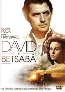 David e Betsabá - Poster / Capa / Cartaz - Oficial 6