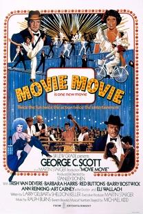 Movie Movie, a Dupla Emoção - Poster / Capa / Cartaz - Oficial 3