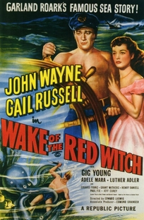 No Rastro da Bruxa Vermelha - Poster / Capa / Cartaz - Oficial 1