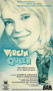 Virgin Queen  - Poster / Capa / Cartaz - Oficial 1