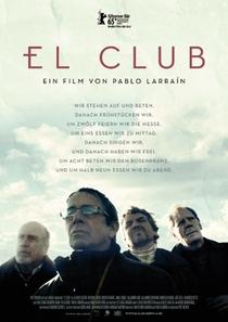 O Clube - Poster / Capa / Cartaz - Oficial 3