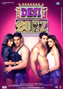 Desi Boyz - Poster / Capa / Cartaz - Oficial 3
