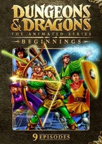 Caverna do Dragão (2ª Temporada) - Poster / Capa / Cartaz - Oficial 1