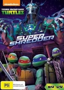 Tartarugas Ninja (4ª Temporada) - Poster / Capa / Cartaz - Oficial 4