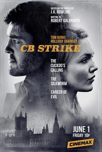 C. B. Strike: O Chamado do Cuco - Poster / Capa / Cartaz - Oficial 2