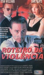 Roteiro da Violência - Poster / Capa / Cartaz - Oficial 1