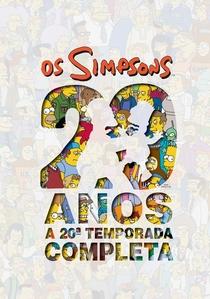 Os Simpsons (20ª Temporada) - Poster / Capa / Cartaz - Oficial 1