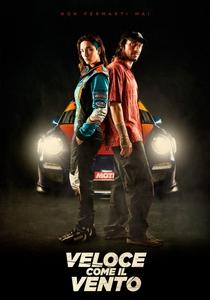 Veloce Come il Vento - Poster / Capa / Cartaz - Oficial 4