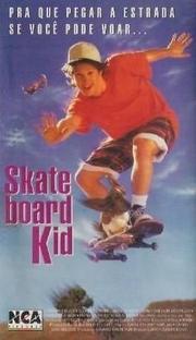 Skate Voador - Poster / Capa / Cartaz - Oficial 2