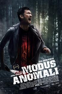 Modus Anomali - Poster / Capa / Cartaz - Oficial 1