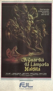 A Guardiã da Lâmpada Maldita - Poster / Capa / Cartaz - Oficial 2