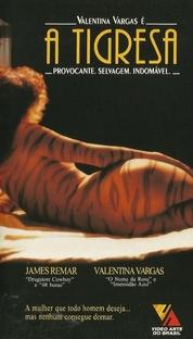 A Tigresa - Poster / Capa / Cartaz - Oficial 2