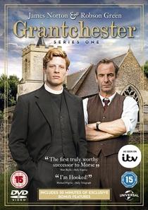 Grantchester (1ª Temporada)  - Poster / Capa / Cartaz - Oficial 1