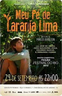 Meu Pé de Laranja Lima - Poster / Capa / Cartaz - Oficial 2