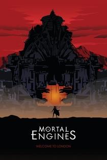 Máquinas Mortais - Poster / Capa / Cartaz - Oficial 7