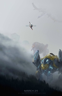 Power Rangers - Poster / Capa / Cartaz - Oficial 18