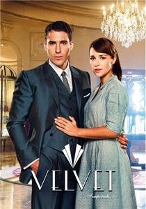 Velvet: Costuras do Amor (1ª Temporada) - Poster / Capa / Cartaz - Oficial 1
