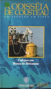 A Odisséia de Cousteau - Poster / Capa / Cartaz - Oficial 1