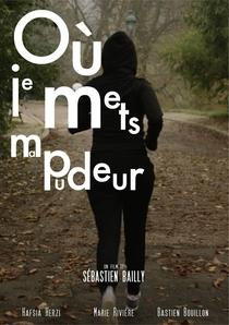 Onde Fica Meu Pudor - Poster / Capa / Cartaz - Oficial 1