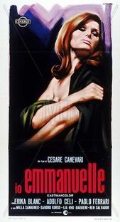Eu, Emmanuelle - Poster / Capa / Cartaz - Oficial 1