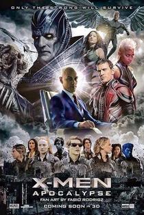 X-Men: Apocalipse - Poster / Capa / Cartaz - Oficial 28