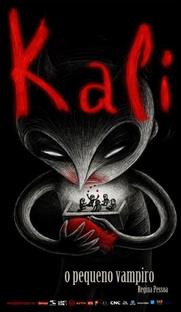 KALI O Pequeno Vampiro - Poster / Capa / Cartaz - Oficial 1