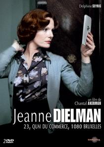 Jeanne Dielman - Poster / Capa / Cartaz - Oficial 2