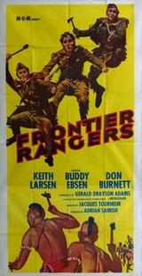 Bandeirantes da fronteira - Poster / Capa / Cartaz - Oficial 1