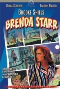 Brenda Starr - Poster / Capa / Cartaz - Oficial 3