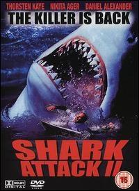Tubarões 2 - Poster / Capa / Cartaz - Oficial 1