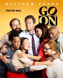 Go On (1ª Temporada) - Poster / Capa / Cartaz - Oficial 1